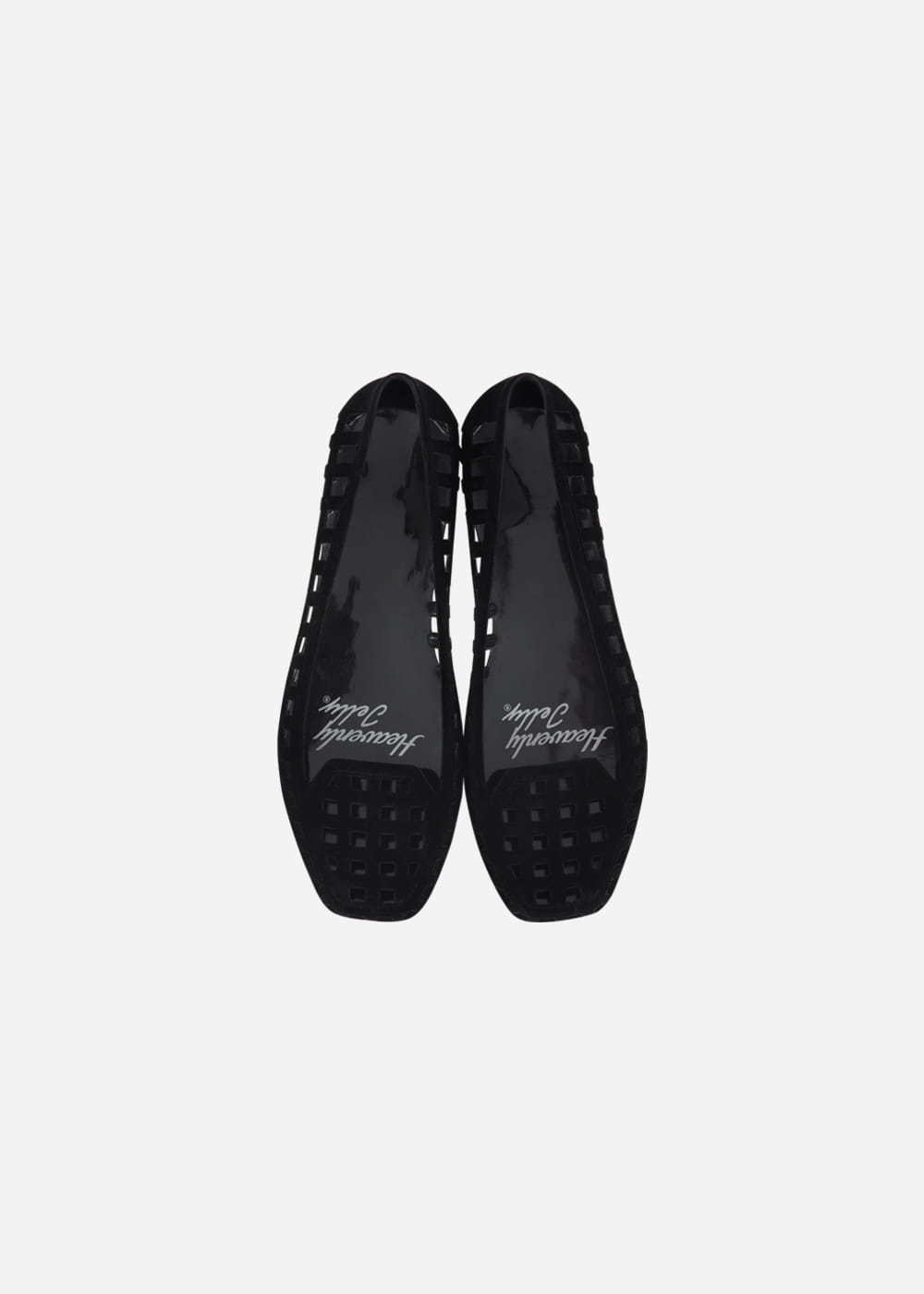 [Heavenly Jelly] Classic Suede Black